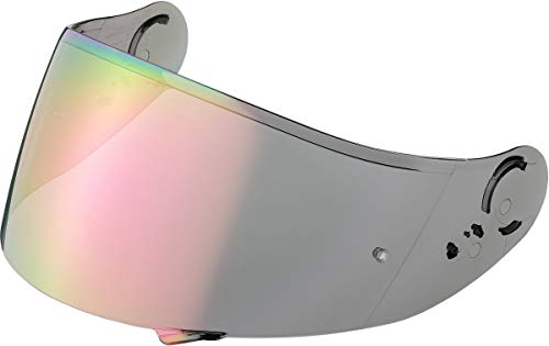 Shoei Visier CNS-1 Rainbow verspiegelt passend für Helm Neotec+ GT-Air