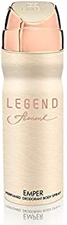 Emper Legend Deodorant For Women, 200 Ml - 6291103666161