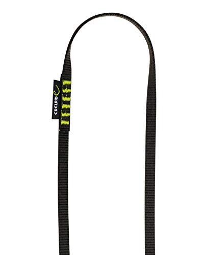 Edelrid Unisex – Erwachsene Schlinge Tech Web Sling 12mm, Night, 30 cm