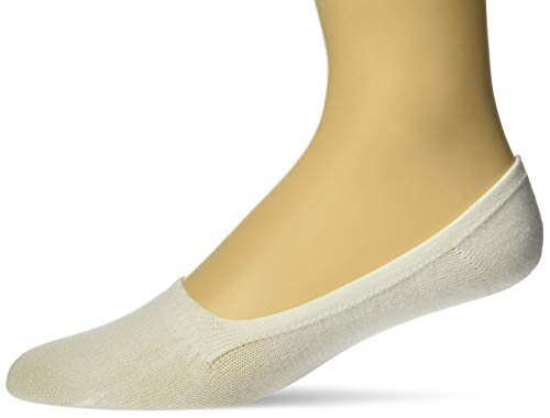 KEEN Liner Sock Chaussettes, Blanc, L Homme