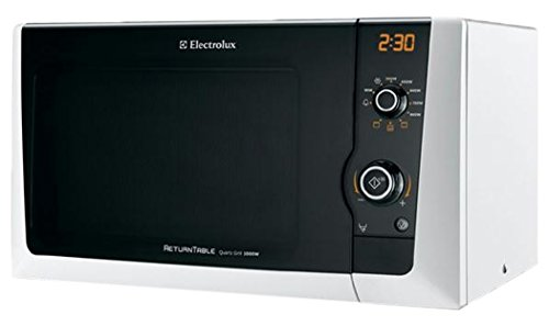 Electrolux EMS21400W–Mikrowelle (314x 314x 185mm, 230V AC, 10A, 485x 422x 287mm)