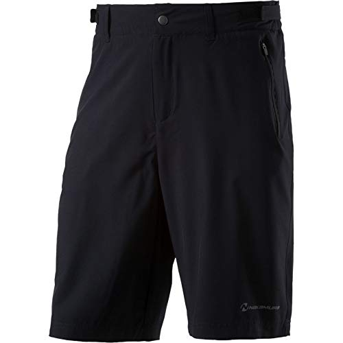 Nakamura Herren Itonio Shorts, Schwarz, L