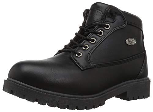 Lugz Women's Mantle Mid Fashion Boot, black, 8 M US