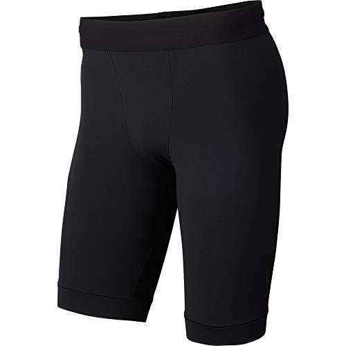 Nike Herren Yoga Dri-FIT Kurze Hose, Black/Iron Gray, XL