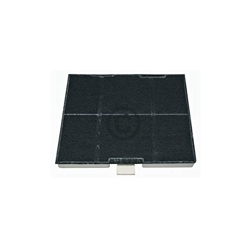 DL-pro Kohlefilter Aktivkohlefilter für Bosch 00744075 744075 DHZ5226 Siemens LZ52251 Neff Z5131X1 Dunstabzugshaube