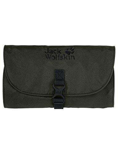 Jack Wolfskin Unisex– Erwachsene Mini Waschsalon Brustbeutel, Pinewood, ONE Size