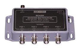 8 Port MCA208M VHF/UHF Receiver Multicou…