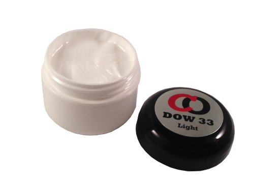 Captain O-Ring Pure DOW 33 Paintball Lubricant Grease (1 oz Jar)