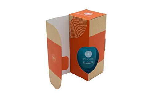 SPINCARE Professioneller Vinyl LP Schallplatten-Reinigungsset Mit Antistatisches Rekord Reinigungslösung Und Mikrofaser