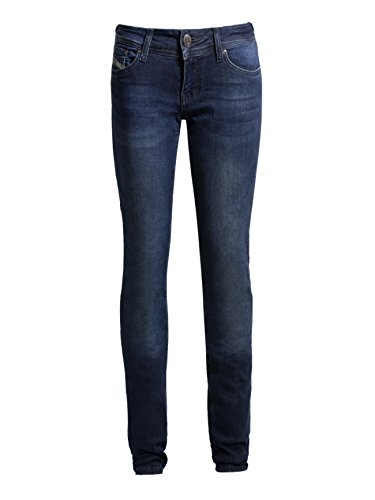 John Doe Betty Hose XTM | Motorradhose | XTM | Atmungsaktiv | Motorrad Jeans | Denim Jeans mit Stretch | Protektoren sind enthalten