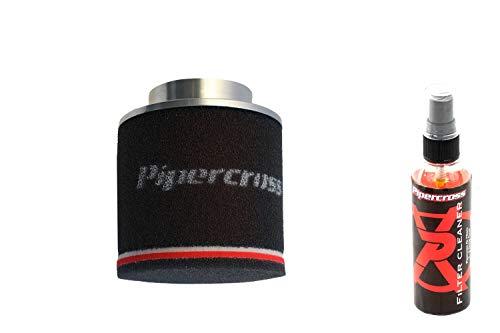Pipercross Luftfilter+Reiniger kompatibel mit Audi A4 8K/B8 3.0 TDi 204/211/240/245 PS 11/07-08/15