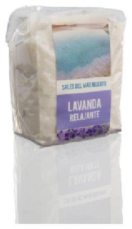 Amapola Bio Sales Del Mar Muerto Lavanda 200 G 200 g