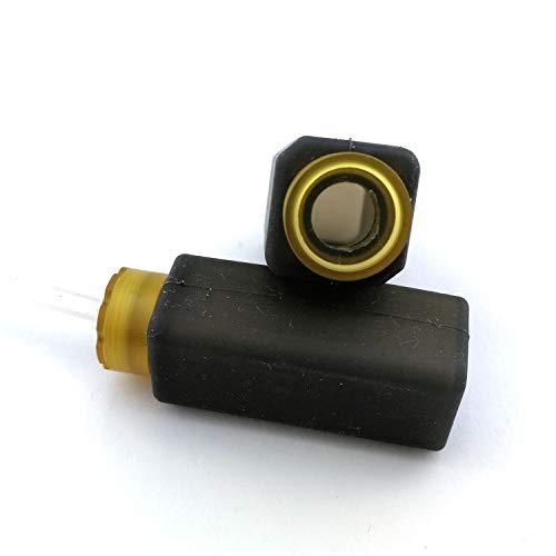 V&M Squonker Okto Silikon Flasche, Höhe 48mm, 8ml Inhalt