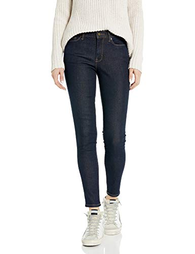 Goodthreads Mid-Rise Skinny jeans, Pure Indigo, 27 Short
