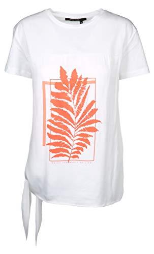 Marc Aurel Damen Shirt Größe 40 EU Weiß (weiß)
