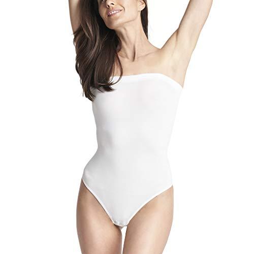 Yummie Tummie Damen Unterhemd STK1060, Gr. 40/42 (L), Weiß (WHT)