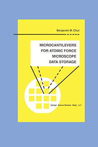 Microcantilevers for Atomic Force Microscope Data Storage (Microsystems (1))