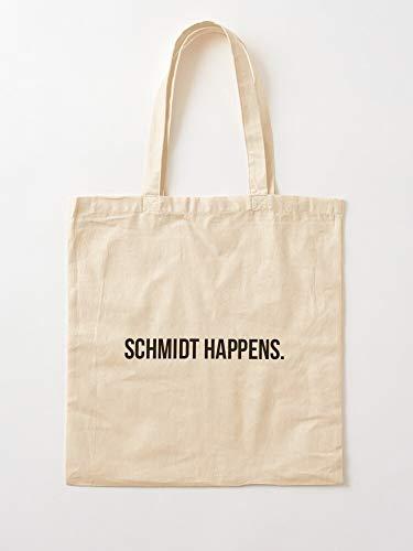 Générique Schmidt Nick Day Jess Winston Cece New Jessica Girl   Einkaufstaschen aus Segeltuch mit Griffen, Einkaufstaschen aus robuster Baumwolle