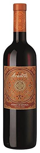 6x 0,75l - 2018er - Feudo Arancio - Nero d'Avola - Sicilia D.O.C. - Italien - Rotwein trocken