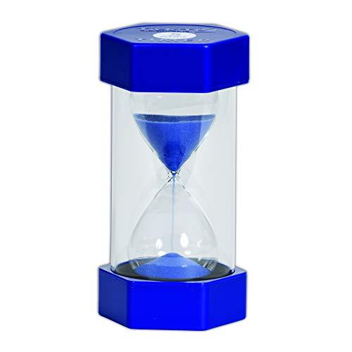 TickiT 92040Große Sanduhr, 5Minuten, 70 mm Durchmesser, blau