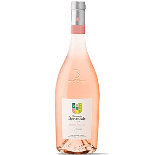Côte de Provence | Rosé de Provence | Rascas | 2018 | Château des Bertrands | Vino rosato | Provenza | Francia | 750ml