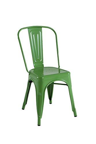 Kit Closet sillas y taburetes inductrial, Verde