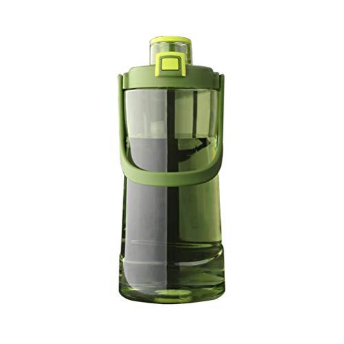 Ububiko Botella de Agua 2100 ml, Botella de Agua Deportiva portátil, Impermeable y Reutilizable y portátiles, para Deportes al Aire Libre o Viajes