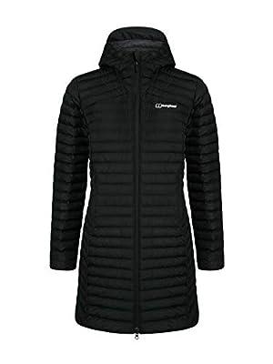 Berghaus Women's Nula Micro Insulated Long Jacket
