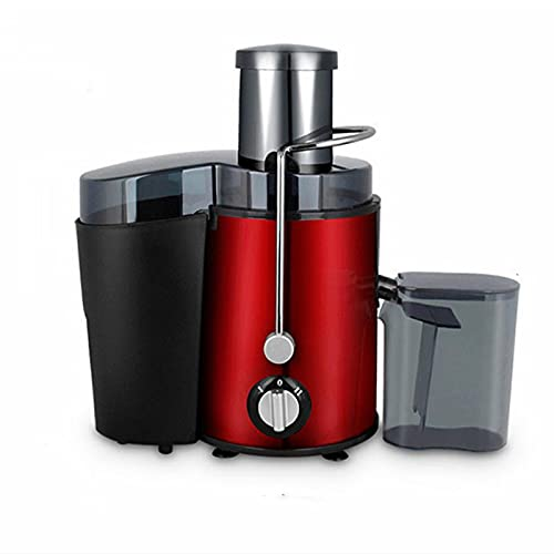 GHJH Household Multifunctional Electric Fruit and Vegetable Juicer, Separation of Residue Juice High and Low Speed Design, Suitable for Fruits And Vegetables