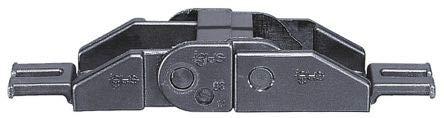 igus Easy Chain® E-Kette® E08 080.30.12PZ Anschlusselement Druckknopfprinzip