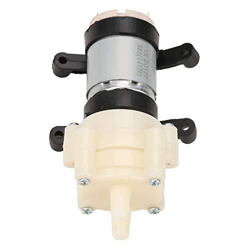 Bomba Aire Diafragma MINI 12VDC - Bomba Eléctrica Succión de Agua para...