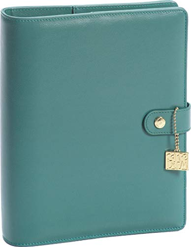 Simple Stories SSCDA5-10441 Carpe Diem A5 Planner-Teal,