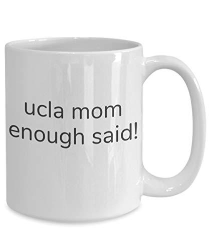 Alicert5II UCLA Mamma genoeg zei de koffiemok thee-schaal-keramische beker grappige beker koffiemok