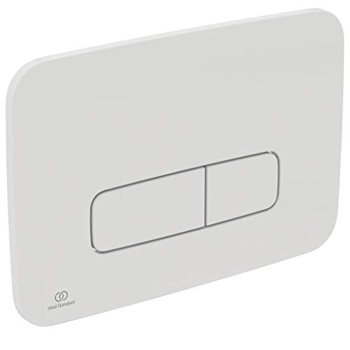 Ideal Standard R0124AC OLEAS P3 Placa Neumática, Blanco