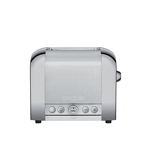 Magimix 11517 Toaster, Aluminium, Edelstahl