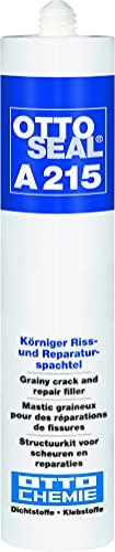 OTTO-CHEMIE A215 Acryl körnig, C01 Weiss