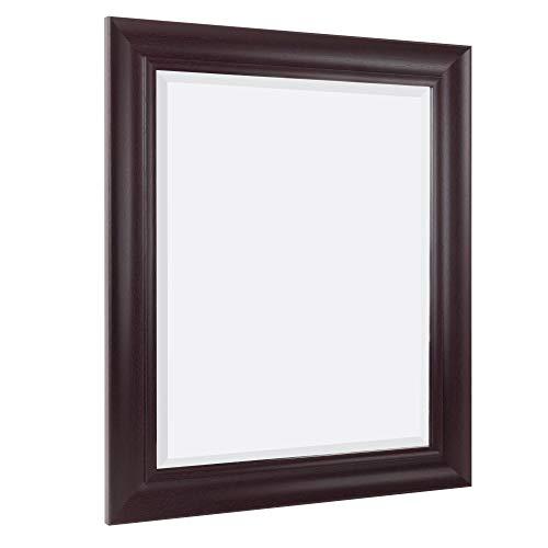 Head West 6246 Wall Mirror, Brown