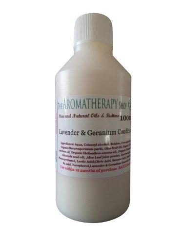 The Aromatherapy Shop Lavande et Géranium Après-shampooing - 100ml