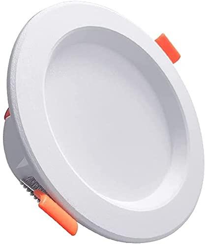 Popertr Inteligente 7W / 9W ZigBee Aplicación de Voz Control LED Techo Downlight, 4,5/5.7 Pulgadas Lámparas de Techo LED...