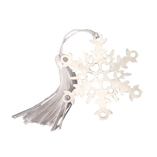 Snowflake Bookmark Wedding Favors: Perfect Winter Favors, 36