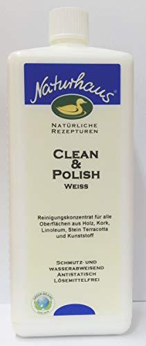 NATURHAUS NATURFARBEN 1 l Clean & Polish weiss
