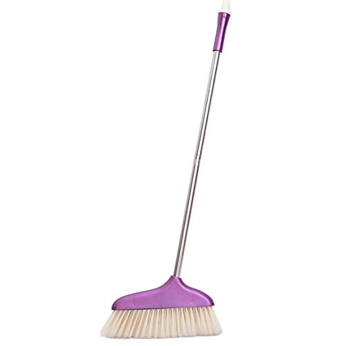 HOUSEHOLD Single Broom Stainless Steel Bar widens and encrypts