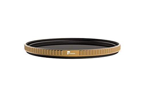 Oferta de PolarPro QuartzLine 77 mm ND100K Filtro de cámara (filtro de densidad neutra de 15 paradas)