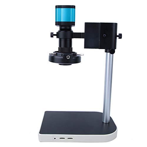 HDMI High Definition Mikroskop 14 Millionen Pixel LED Industriemikroskop HDMI HD Mikroskop Kamera 100-240V(#1)