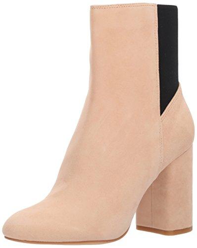 Dolce Vita Women's Ramona Fashion Boot, Blush Suede, 8.5 Medium US