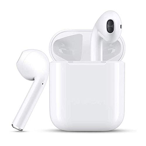 Wireless Earbud 3D Stereo Built-in Microphone in-Ear Earphone with Charging Case