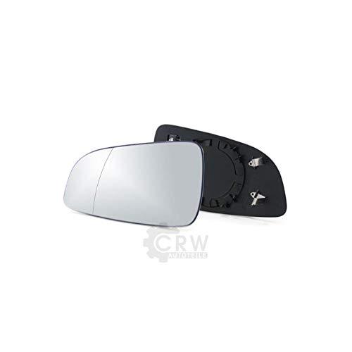 Spiegelglas Außenspiegel links für ASTRA H 03/04-