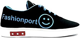 AnticMop Boys and Girls Comfortable Daily Used Sneakers