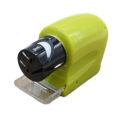 HSMG Convenient Electric Knife Sharpener Multi-Function Electric Sharpener, Swifty Sharp, Sharpening Stone