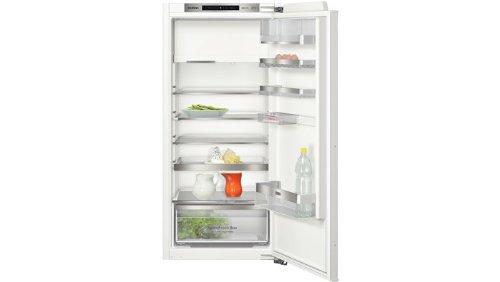 Siemens KI42LAD40 iQ500 Kühlschrank / A+++ / 122.1 cm Höhe / 114 kWh/Jahr / 180 Liter Kühlteil / Flachscharnier